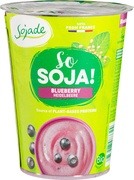 So soya! Blueberry