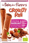 Crousty roll cacao & hazelnoot