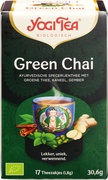 Green chai thee