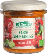 Farm Vegetables tomaten en preispread