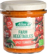 Farm Vegetables pittige tomatenspread