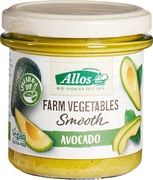 Farm veg. smooth avocado