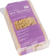 Mie noodles wholegrain