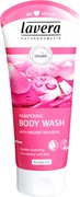 Pampering shower gel