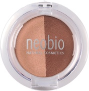 Eyeshadow duo 02 brown campagne