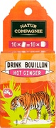 Drinkbouillon Hot Ginger