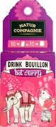 Drinkbouillon Hot Curry