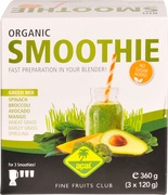 Smoothie packs green mix