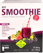 Smoothie packs berry mix