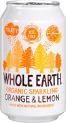 Sparkling orange & lemo