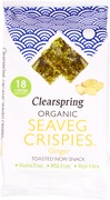 Seaveg Crispies Ginger