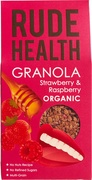 Strawberry & raspberry granola