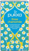Three chamomile