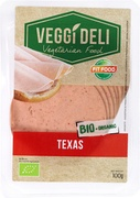Vegetarisch broodbeleg Texas