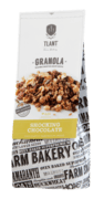 Granola shocking chocolate