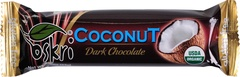 Coconut dark chocolate