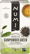 Gunpowder green thee