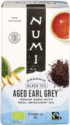 Aged earl grey thee