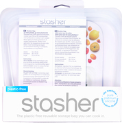Stasher bag Clear
