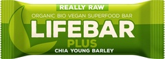 Chia young barley lifebar plus