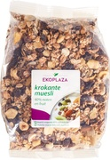 Krokante muesli noten en fruit