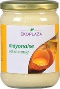 Mayonaise vol en romig