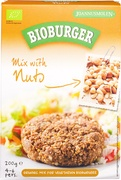 Bioburger notengehakt