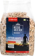 After sport herstel muesli