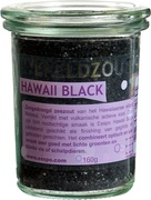 Hawaii black zout