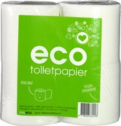 Toiletpapier wit