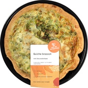 Quiche broccoli - blauwaderkaas