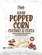 Handpopped corn coconut & cocoa