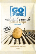 Natural crunch chips sea salt