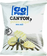 Canyon chips sea salt