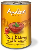 Red kidney in chili sauce