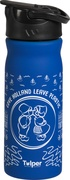 RVS drinkfles blauw Dutch kiss