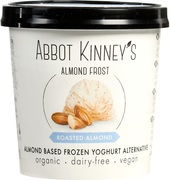 Almond frost