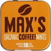 Coffee mints