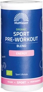Sport Performance Pre-workout