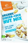 Ginger-coco nut mix