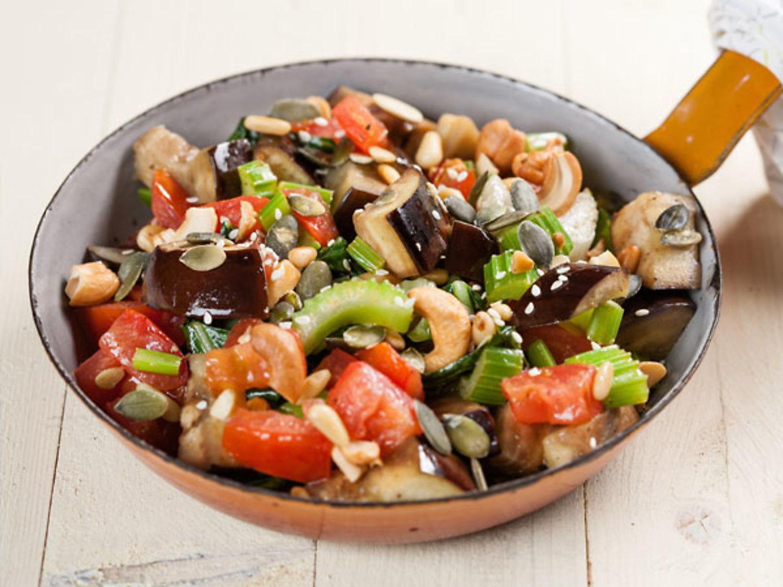 groente fruit en noten dieet